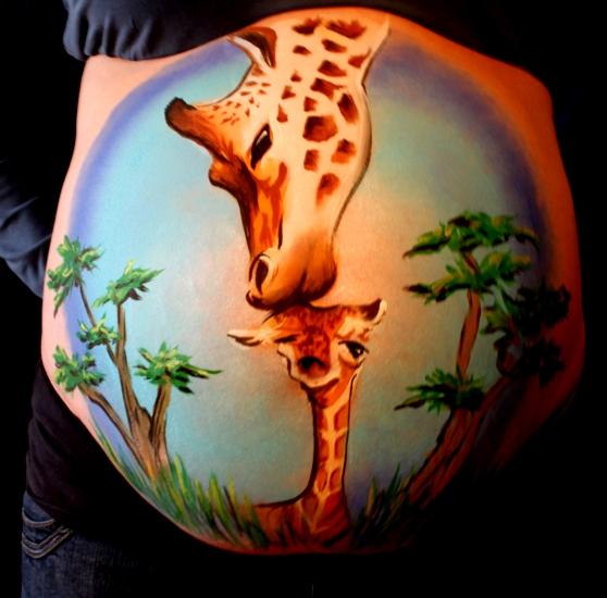 belly-giraffe